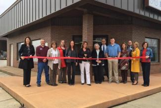 CHATHAM CHAMBER RIBBON CUTTING
