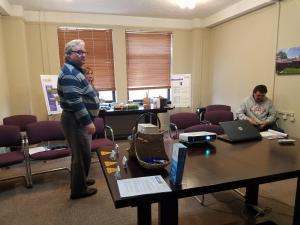 LUNCH & LEARN WSUSA OFFICE